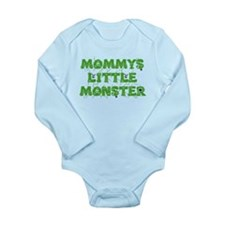 Mommys little monster Body Suit