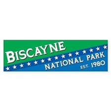 Biscayne National Park Bumper Bumper Sticker