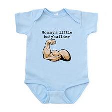 Mommys Little Bodybuilder Body Suit
