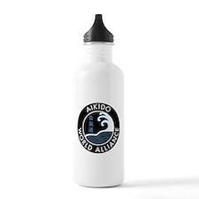 AWA logo Water Bottle