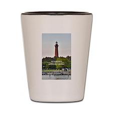 Currituck Beach Lighthouse Shot Glass