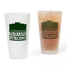 Funny Strong Drinking Glass