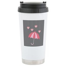 Umbrella for Baby Shower Travel Mug