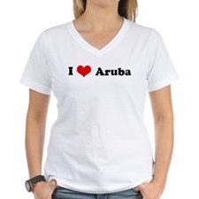 I Love Aruba Shirt