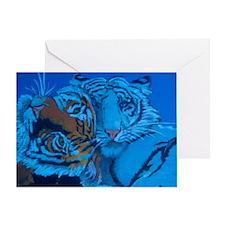 Cute Tiger Greeting Card