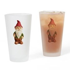 Garden Gnome 1 copy Drinking Glass