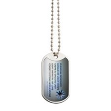 Pleiadian Renegades Metal Dog Tags