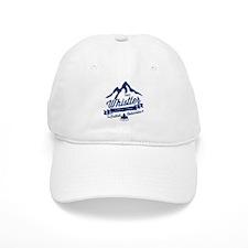 Whistler Mountain Vintage Baseball Cap