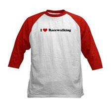 I Love Racewalking Tee