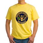 Licensed Bird Bander Yellow T-Shirt