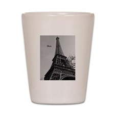 Unique Eiffell tower Shot Glass