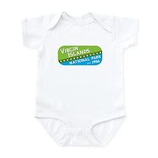 Virgin Islands National Park Infant Bodysuit
