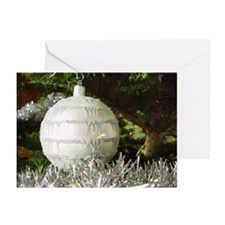 French Silver Ball Greeting Cards (Pk of 10)