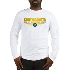 South Dakota Long Sleeve T-Shirt