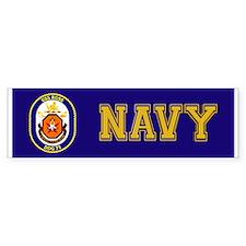DDG-71 USS Ross Bumper Sticker