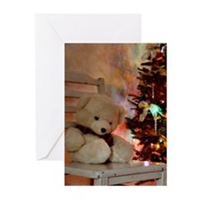 Dutch X-Mas Teddy Greeting Cards (Pk of 10)