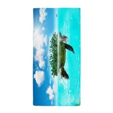 Turtle Island Beach Towel
