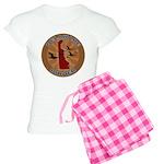 Delaware Birder Women's Light Pajamas