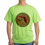 Florida Birder Green T-Shirt