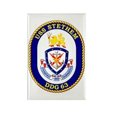 USS Stethem DDG 63 Rectangle Magnet