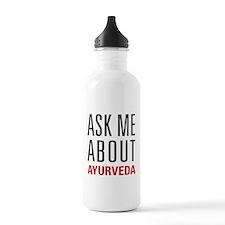 Ayurveda - Ask Me Abou Water Bottle