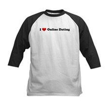 I Love Online Dating Tee