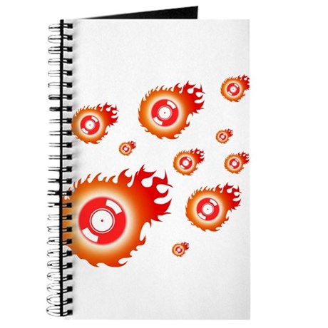 Flaming Journal