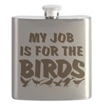 Job for the Birds Flask