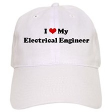 I Love Electrical Engineer Baseball Cap