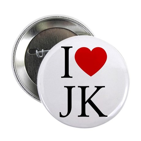 I (Heart) JK Button