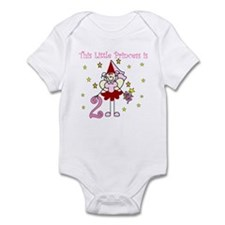 Fairy Princess 2nd Birthday Infant Bodysuit