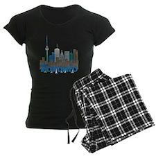 Toronto Skyline Pajamas