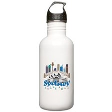 Sydney Skyline Water Bottle