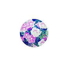 flower love Mini Button