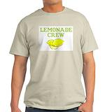 Lemon-lime Mens Light T-shirts