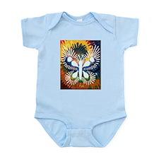 Chrysalis Rainbow Infant Bodysuit