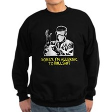 Allergic Bullshit Sweatshirt