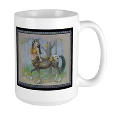Mug (large) Centaur & the Butterflies