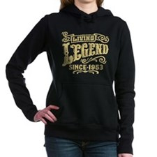 Living Legend Since 1953 Women's Hooded Sweatshirt
