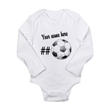 Soccer Art Body Suit