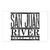 River Running Postcards (Package of 8)
