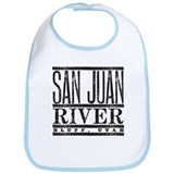 River Running Bib