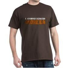 I Conquered Anorexia T-Shirt