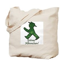 Cute German drinking Tote Bag