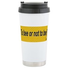 Cute Honey Travel Mug