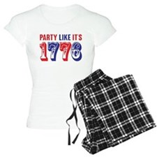 Party Like Its 1776 Pajamas