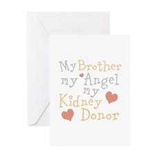 Personalize Kidney Donor Greeting Card