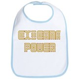 Cute Xicana power Bib