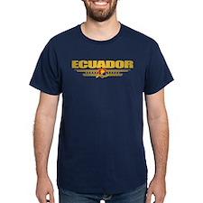 Flag Of Ecuador T-Shirt