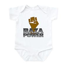 Raza Power Fist Infant Bodysuit